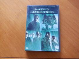 The Matrix Revolutions [DVD][2-DISC] - $7.95