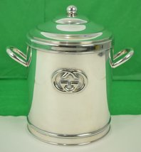 'Gucci Made in Italy 1970's Ice Bucket' - $1,800.00