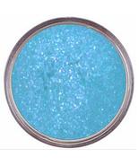 "Bright Blue Eye Shadow / Eye Liner ""Day Dreamer"" Pastel Summer Eye Makeu... - $4.99"
