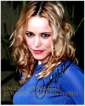 RACHEL MCADAMS  Authentic Original  SIGNED AUTOGRAPHED 8X10 w/ COA 623 - $48.00