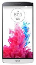 LG G3 D850 32GB AT&T + GSM 4G LTE Quad-HD Smartphone - Silk White - $197.01