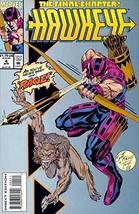 Hawkeye #4 (of 4) 1994 marvel Comics VF/NM - $5.87