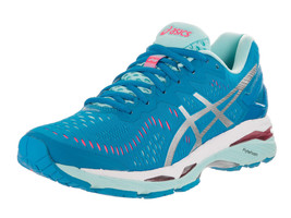 Asics Women's Gel-Kayano 23 Diva Blue/Silver/Aqua Splash Running Shoe 6 ... - $92.73