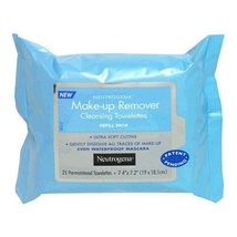 Neutrogena Makeup Remover Cleansing Towelettes, Refill Pack, 25 Count (P... - $119.27