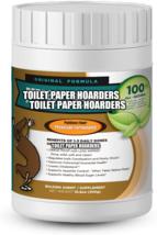 4U Toilet Paper Hoarders Psyllium Fiber Hydrophilic Mucilloid Husks LESS... - $49.99