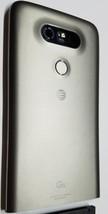 U Original OEM LG G5 H820 Battery Door Back Cover - AT&T - Dark Silver - $19.79