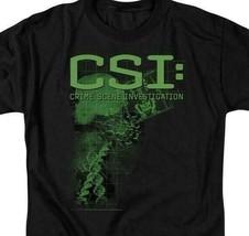 CSI T-shirt Crime Scene Investigation Crime drama TV series graphic tee CBS124 image 2
