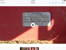 Tufline Disc For Sale in Charleston, South Carolina 29422 image 3