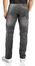 CS Men's Skinny Slim Fit Zip Fly Vintage Faded Wash Premium Denim Jeans image 9