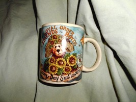 Boyds Collection Mug - Cup The Loyal Order Friend Of Boy - $14.50