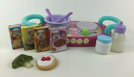 Baby Alive Cook n Care Replacement Part Stove Top Lights Sounds with Foo... - $24.90