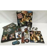 Last Night on Earth: The Zombie Horror Board Game Flying Frog Halloween ... - $28.95