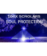 100X 7 SCHOLARS SOUL PROTECTION AGAINST ATTACKS ENTITIES EXTREME MASTER ... - $99.77
