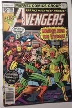 THE AVENGERS #158 (1977) Marvel Comics VG+ - $9.89