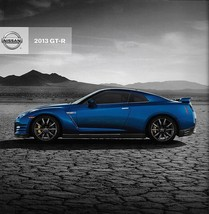 2013 Nissan GT-R sales brochure catalog 1st Edition 13 US Skyline - $15.00