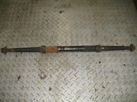 SUZUKI 1988 300 QUAD RUNNER 2X4 REAR AXLE   PART 22,750  - $125.00