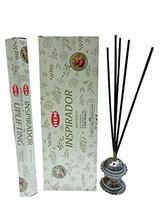 Hem Uplifting Incense Sticks Indian Natural Fragrance Agarbatti 12 Packs - $13.99