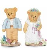 Roman 12926 Cherished Teddies Theo and Olivia - $16.82
