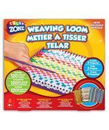 Color Zone Weaving Loom Kit - Make 3 Potholders - $11.99