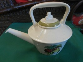 """Great Collectible POPPY TRAIL by Metlox """"Provincial Fruit""""...TEA POT - $19.39"""