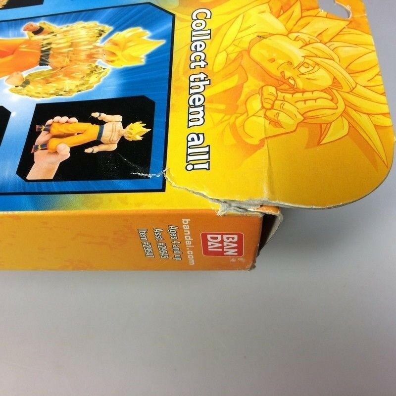 Dragonball Z Super Saiyan Vegeta Bandai action figure Christmas gift cake topper