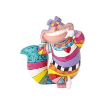 Romero Britto Disney Chat de Cheshire Mini Pop Art Figurine 4059583 - $21.28