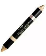 L'Oreal Brow Stylist Brow Raiser Highlighter Duo Choose Shade - $6.64