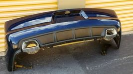 11-14 Dodge Charger Rear Bumper Cover image 8