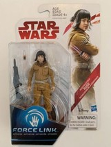"Star Wars - Force Link - Resistance Tech Rose - 3.75"" Action Figure - $7.99"