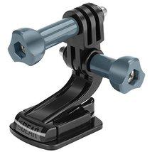 Flat Adhesive GoPro Action Camera Mount w/ J Hook, Tripod & Right Angle ... - $14.99