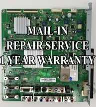 Mail-in Repair Service Vizio VL420M Main Board 3642-0682-0150 0171-2272-... - $79.95