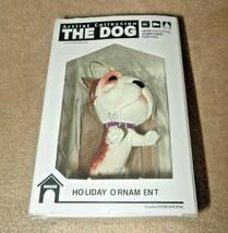 Kurt Adler The Dog Collection Resin Chrismas Ornament Bulldog Nib - $14.99