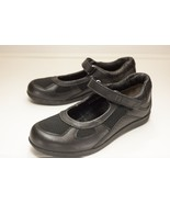 Drew Barefoot Freedom US 9.5 N Black Mary Jane Flats - Missing Insoles - $36.00
