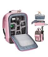 TARION Camera Bag Case Canvas DSLR Camera Backpack for Women Tripod Lens... - $60.08