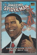MARVEL COMICS THE AMAZING SPIDER MAN ELECTION DAY PREMIERE EDITION GRAPH... - $29.69