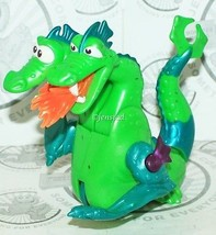 DRAGON SEA SERPENT VINTAGE FISHER-PRICE 77132 GREAT ADVENTURE TOY FIGURE... - $24.63