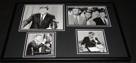 President John F Kennedy JFK  Framed 12x18 Photo Collage - $69.29