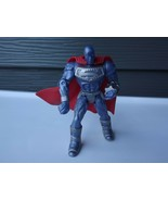 1995 Kenner Superman Man Of Steel Action Figure Steel - $8.60