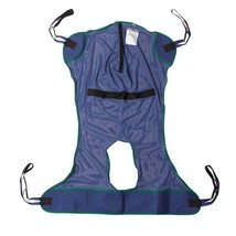 Drive Medical Full Body Patient Lift Sling Mesh with Commode Cutout Large - $101.54