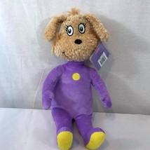 """Dr Seuss MARVIN K MOONEY Go Now purple Kohls Cares Kids Plush 17"""" - $7.61"""