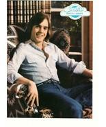 Shaun Cassidy teen magazine pinup clipping 70's Teen Beat bulge hottie - $3.50