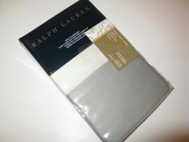 Ralph Lauren Emilia Hathersage King pillowcases Hollywood blue - $72.70