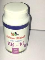 KB-10 Capsules by Sriram Herbals - for Kidney support.120 capsules per bottle - $40.00