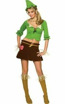 Secret Wishes Scarecrow Adult Womens Costume Various Sizes 888298 Brand New - $21.99