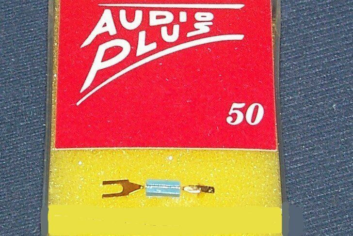 Needle/Stylus Audio Plus 50 for Piezo ST-7 SC501  E-501 515 Cartridges 617-D7