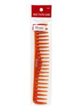 Annie Wide Tooth Comb Rake Bone Hair Brush Long Shampoo Line #44 *Random Color - $4.90