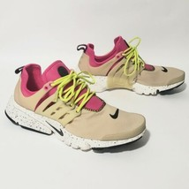 Nike Air Presto Ultra SI Women's Mushroom Black Bright Cactus Deadly Pin... - $148.49