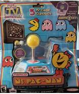 "Ms Pac-Man 5 Arcade Classics - ""Game Key Ready"" JAKKS Pacific  - $117.55"