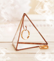 Haunted 7000X Copper Glass Pyramid Jewelry Charger Cl EAN Se Empower Higher Magick - $187.77