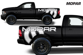 Vinyl Decal MOPAR Wrap Kit for Dodge Ram 2009-2018 1500/2500/3500 6.5 BE... - $84.11